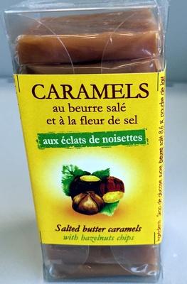 caramel au beurre salé et à la fleur de sel - Product - fr