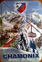Chamonix Mont-Blanc - Gâteaux Fourrés Myrtille - Produit