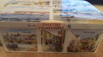 Galettes Charentaises - Product - fr