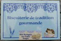 Mini Meringues aux Fruits Rouges - Produit - fr