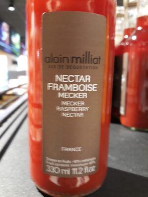 Nectar Framboise - Produit