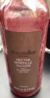 Nectar myrtille sauvage - Product - fr