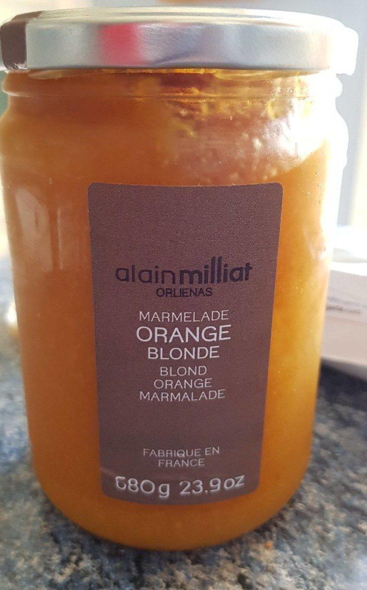 Marmelade orange blonde - Produit - fr