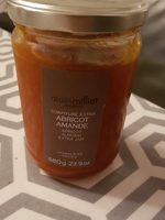 Confiture Extra Abricot Amande - Product - fr