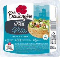 Pain pita - Prodotto - fr