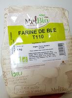 Farine de blé T110 - Produit