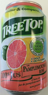 Tree Top Pamplemousse - Produit