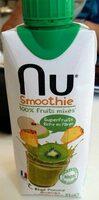 Smoothie Kiwi Pomme Ananas - Produkt - fr