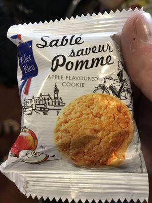 Sablé Saveur Pomme - Product - fr