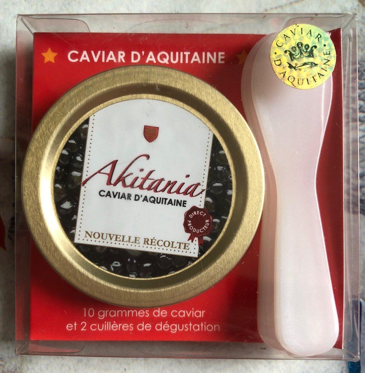 Caviar D'Aquitaine - Product