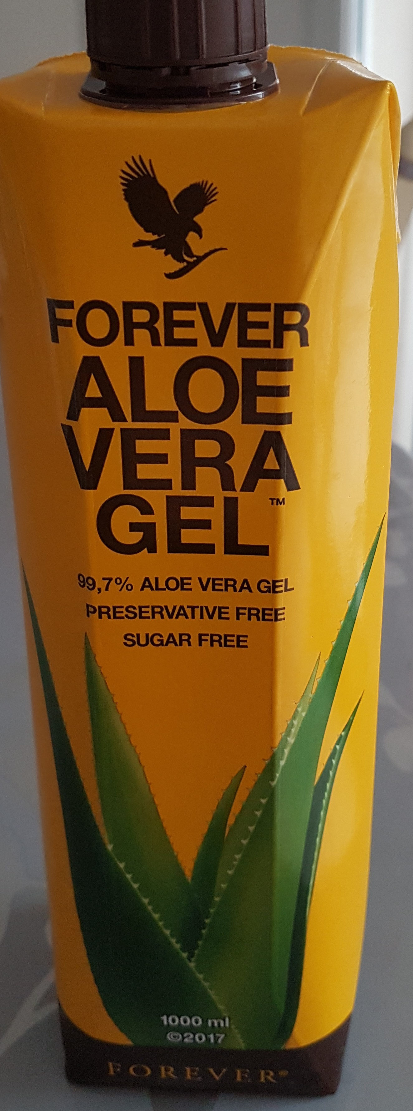 cfcffa3c6a6 Aloe vera gel - Forever Living Products - 1000 ml