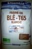 Farine de blé T65 blanche - Product