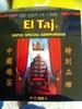 El Taj - Super Special Gunpowder - Product