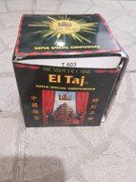El Taj - Super Special Gunpowder - المكونات - fr