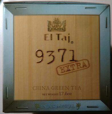 Thé vert - Produit