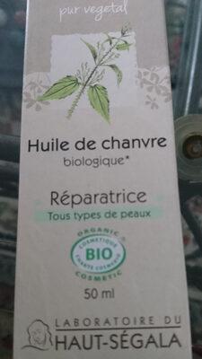 huile de chanvre bio organic - Product