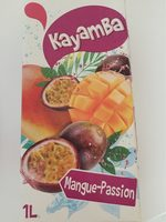 Kayamba mangue-passion - Produit - fr