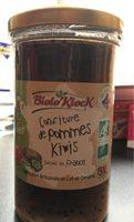 Confiture de Pommes Kiwis - Product - fr
