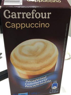 Cappucino Décafeiné - Product
