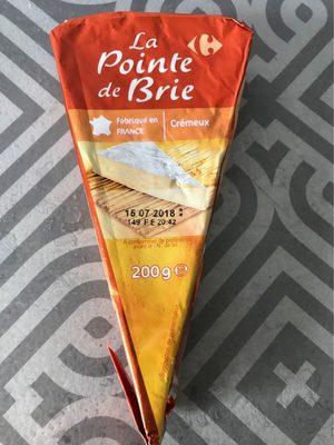 La Pointe de Brie - Product