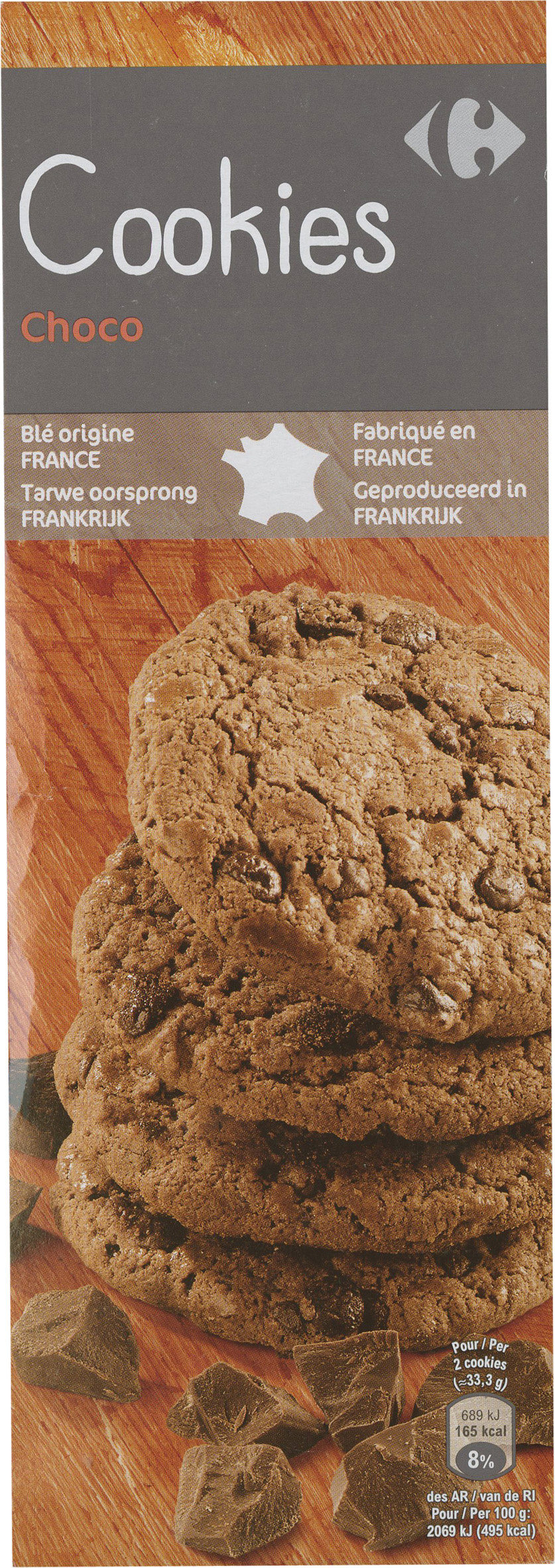 Cookies Choco - Prodotto - fr