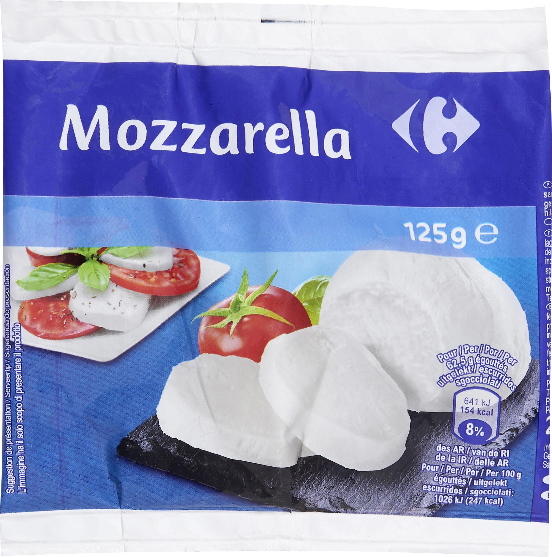 Mozzarella - Producto - es