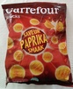 Snacks saveur Paprika - Product