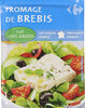 Fromage de brebis - Produit