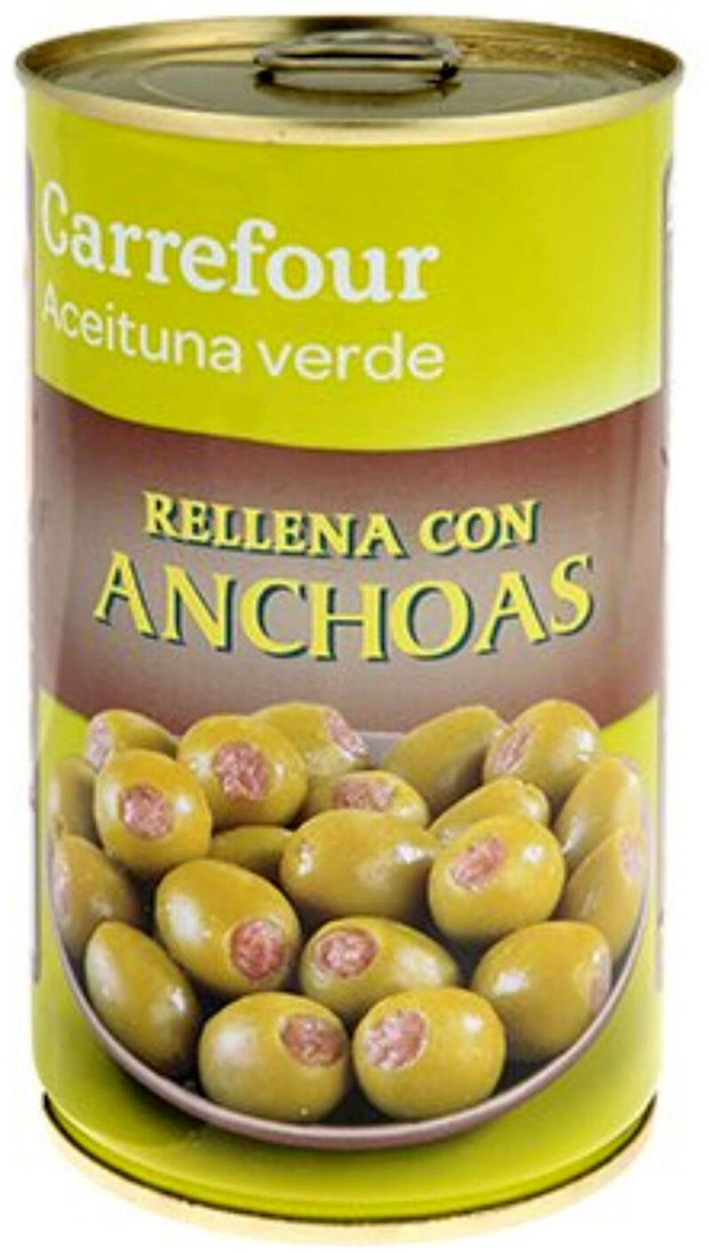 Aceituna r/anchoa - Product - es