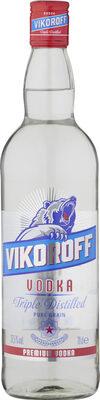 Vikoroff vodka - Prodotto - fr