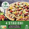 Pizza 4 stagioni - Product
