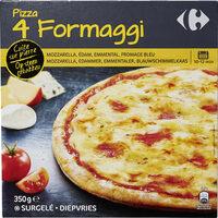 Pizza 4 Formaggi - Produit - fr