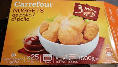 Nuggets de poulet 500g - Product