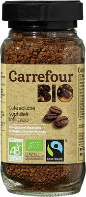 Café soluble - Produit - fr