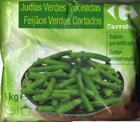 Haricots verts Coupés - Product