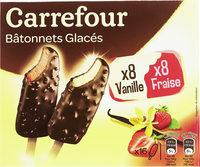 6 Vanille & 6 Fraise - Produit - fr