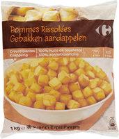 Pommes rissolées - Produit