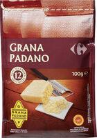 Grana Padano râpé - Product - fr