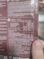 Grana Padano râpé - Nutrition facts - fr