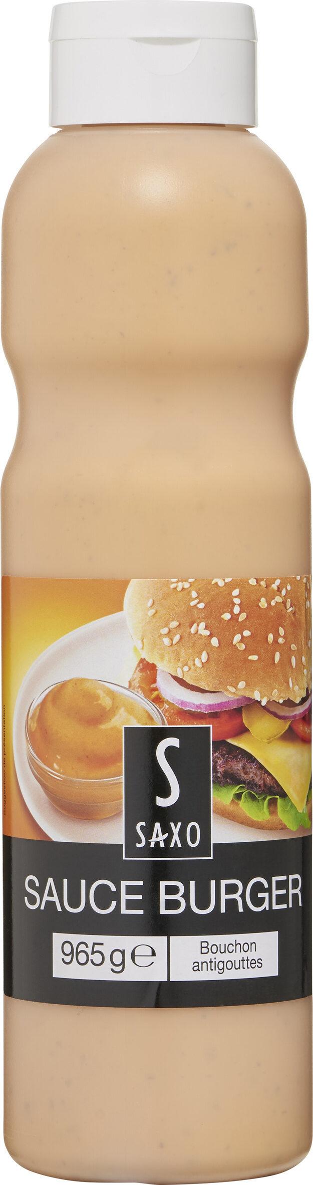 Sauce Hamburger. saxo - Prodotto - fr