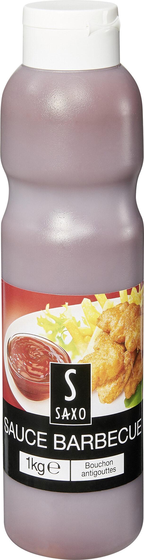 Sauce Barbecue - Prodotto - fr