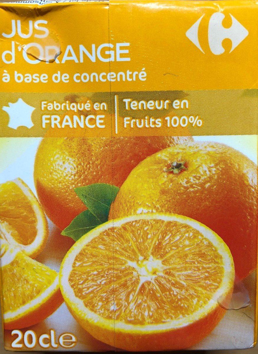Jus d'Orange - Producto