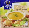 Mouliné de légumes variés - Product