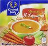 Velouté de 8 légumes - Product