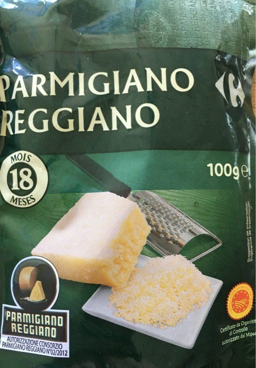 Parmigiano Reggiano rapé - Producto
