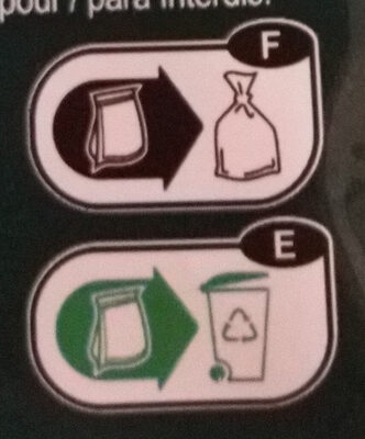Parmigiano reggiano - Istruzioni per il riciclaggio e/o informazioni sull'imballaggio - fr