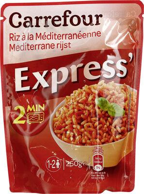 Riz cuisiné - Produkt - fr