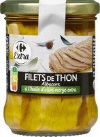 Filets de thon ALBACORE - Prodotto - fr