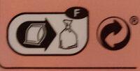 Croque-monsieur - Instruction de recyclage et/ou informations d'emballage - fr