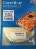 Mozzarella pour Pizza / Panini (22% MG) - Product